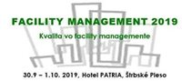 Konferencia FACILITY MANAGEMENT 2019
